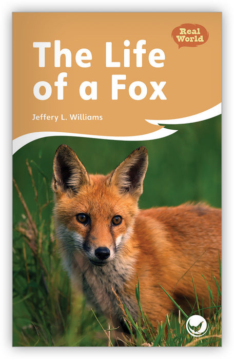 The Life of a Fox Big Book from Fables & the Real World
