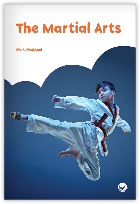 The Martial Arts Leveled Book