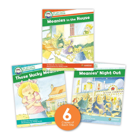 The Meanies Guided Reading Set Image Book Set
