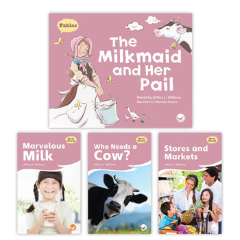 The Milkmaid and Her Pail Theme Set from Fables & the Real World