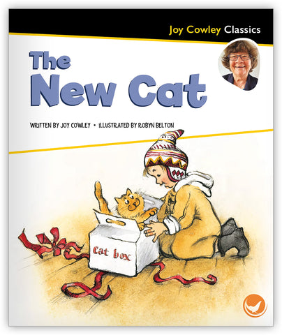 The New Cat Big Book from Joy Cowley Classics