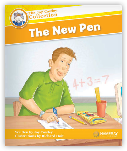 The New Pen from Joy Cowley Collection