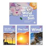 The North Wind And The Sun Theme Set Image Book Set