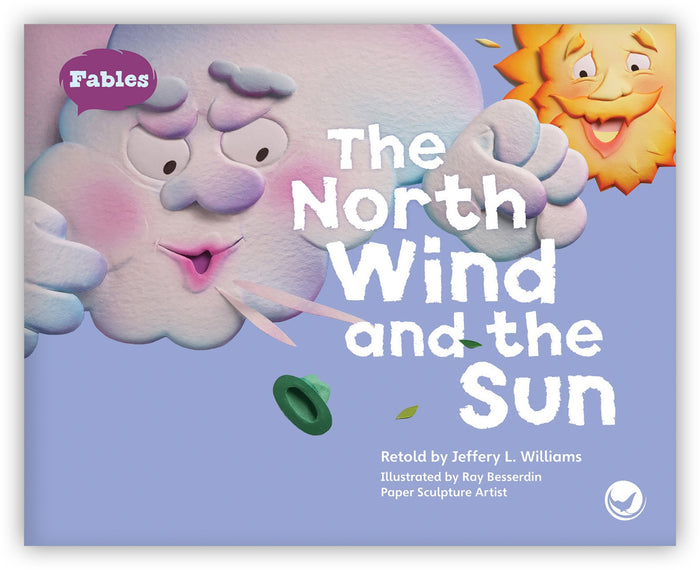 The North Wind and the Sun Leveled Book