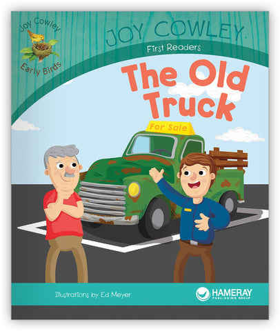 The Old Truck from Joy Cowley Early Birds