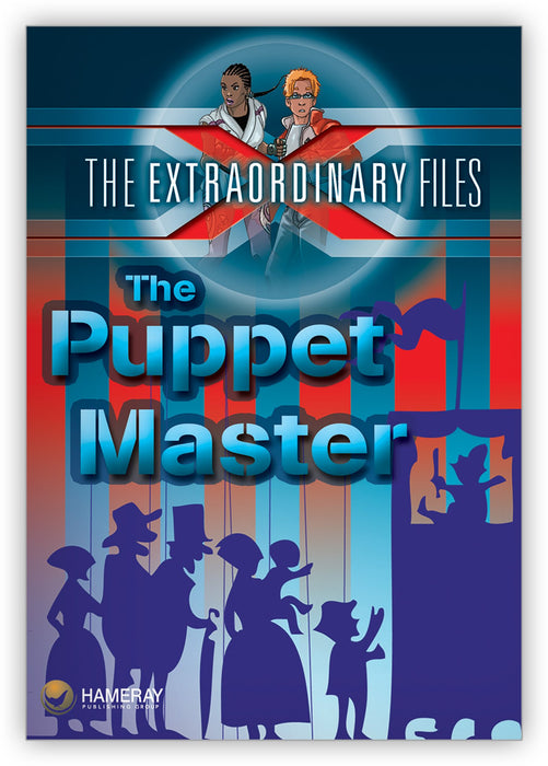 The Puppet Master from The Extraordinary Files