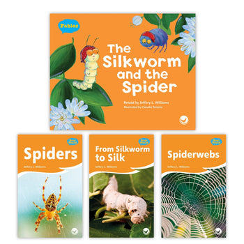 The Silkworm and the Spider Theme Set from Fables & the Real World