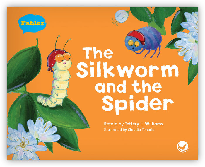 The Silkworm and the Spider Leveled Book