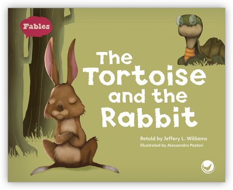 The Tortoise and the Rabbit Big Book from Fables & the Real World