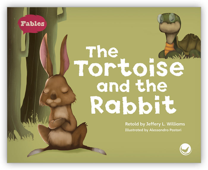The Tortoise and the Rabbit Big Book Leveled Book