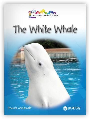 The White Whale from Kaleidoscope Collection