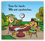 Time for Lunch from Zoozoo Storytellers