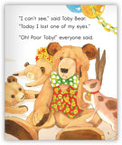 Toby Bear Leveled Book