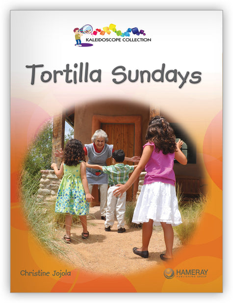 Tortilla Sundays Big Book from Kaleidoscope Collection