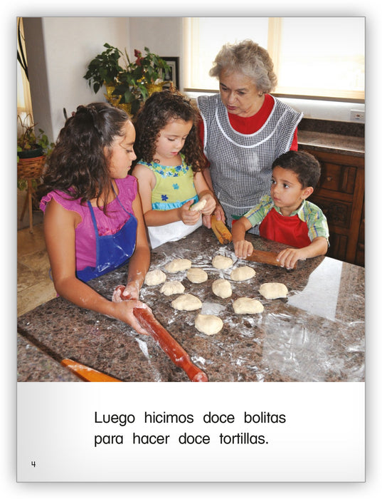 Tortillas los domingos Big Book