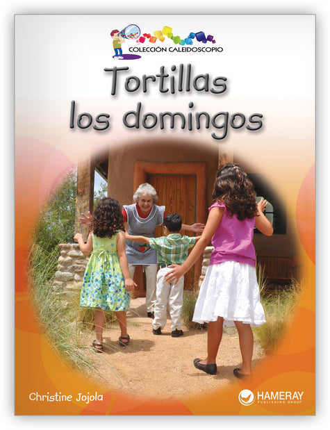 Tortillas los domingos Big Book from Colección Caleidoscopio