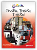 Trucks, Trucks, Trucks! from Kaleidoscope Collection