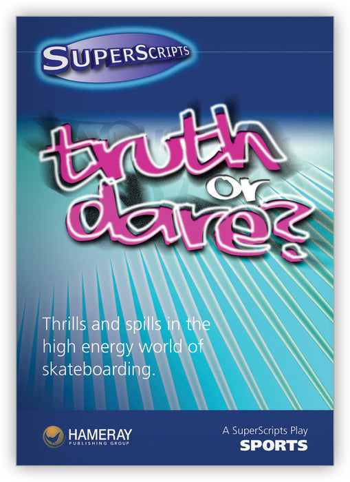 Truth or Dare Leveled Book