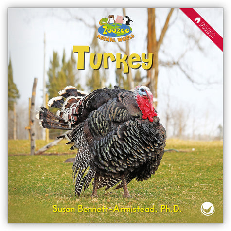 Turkey from Zoozoo Animal World