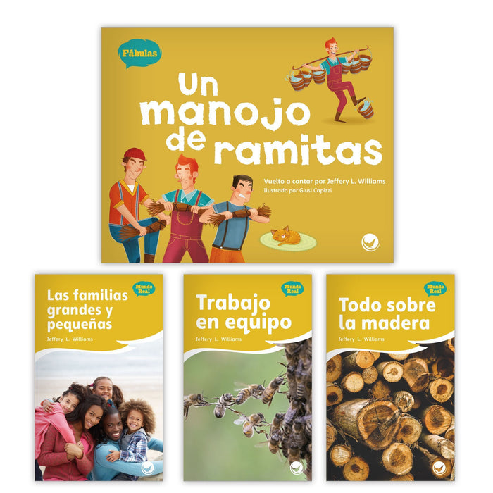 Un Manojo De Ramitas Theme Set Image Book Set