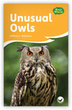 Unusual Owls Big Book from Fables & the Real World