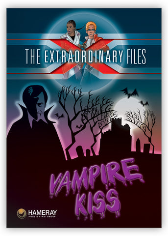 Vampire Kiss from The Extraordinary Files