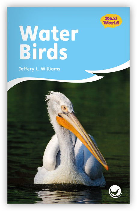 Water Birds Leveled Book