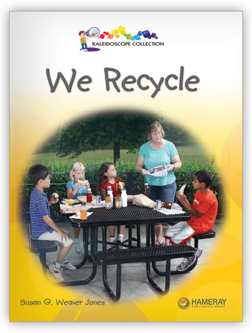 We Recycle Big Book