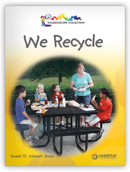 We Recycle Big Book Leveled Book