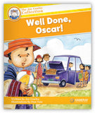 Well Done, Oscar! Leveled Book