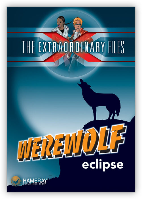 Werewolf Eclipse Leveled Book