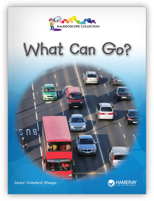 What Can Go? Leveled Book