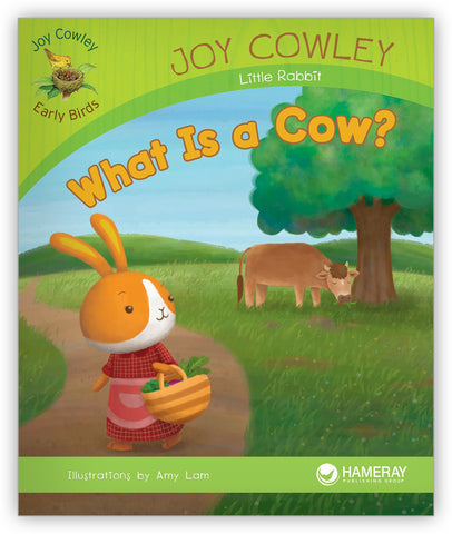 What Is a Cow? from Joy Cowley Early Birds