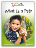 What Is a Pet? Big Book Leveled Book