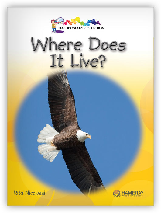 Where Does It Live? Leveled Book