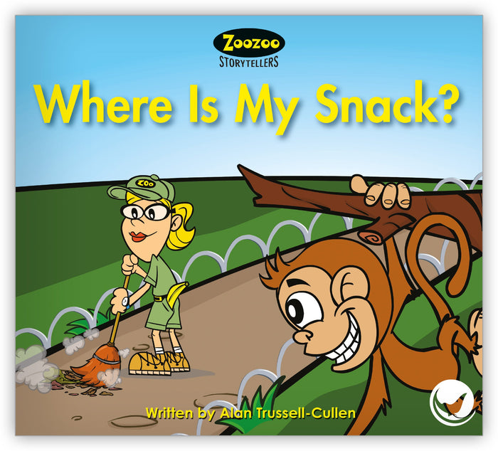 Where Is My Snack? from Zoozoo Storytellers
