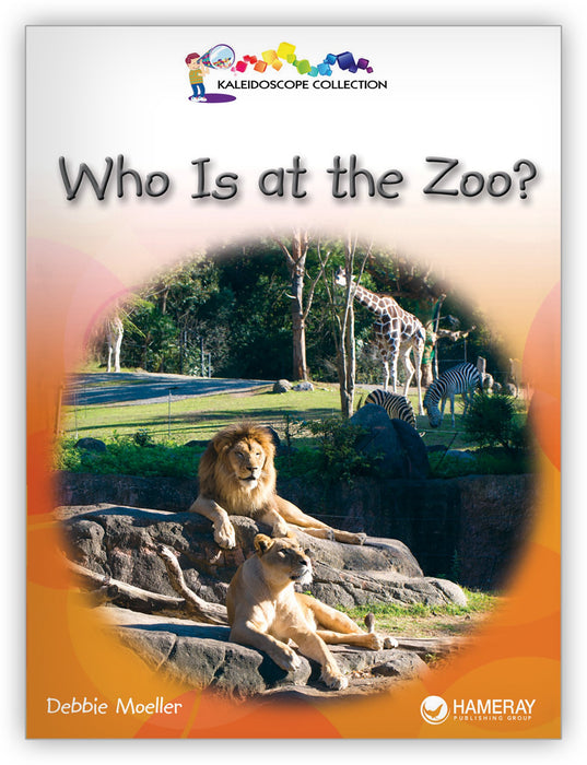 Who Is at the Zoo? Leveled Book