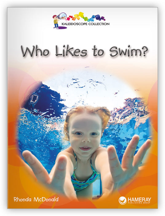 Who Likes to Swim? from Kaleidoscope Collection