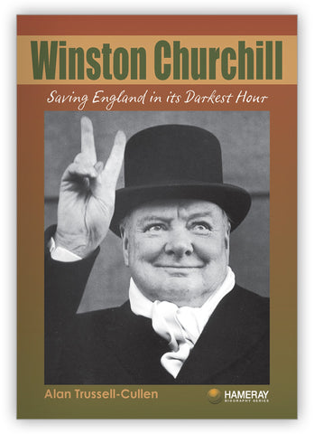 Winston Churchill from Hameray Biography Series
