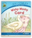 Wishy-Washy Card Leveled Book
