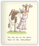 Wishy-Washy Clothes Big Book from Joy Cowley Early Birds