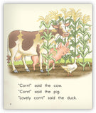 Wishy-Washy Corn from Joy Cowley Early Birds