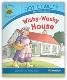 Wishy-Washy House Big Book Leveled Book