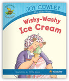 Wishy-Washy Ice Cream Leveled Book