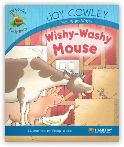 Wishy-Washy Mouse Big Book from Joy Cowley Early Birds