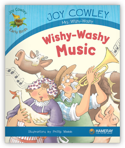 Wishy-Washy Music from Joy Cowley Early Birds