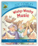 Wishy-Washy Music Leveled Book