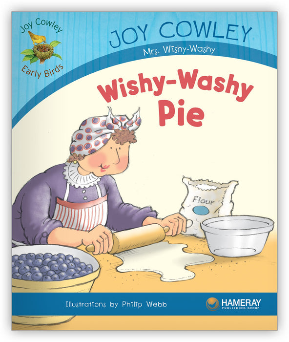 Wishy-Washy Pie Big Book Leveled Book