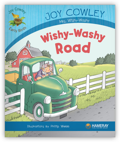 Wishy-Washy Road Big Book from Joy Cowley Early Birds