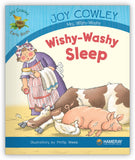 Wishy-Washy Sleep Big Book Leveled Book